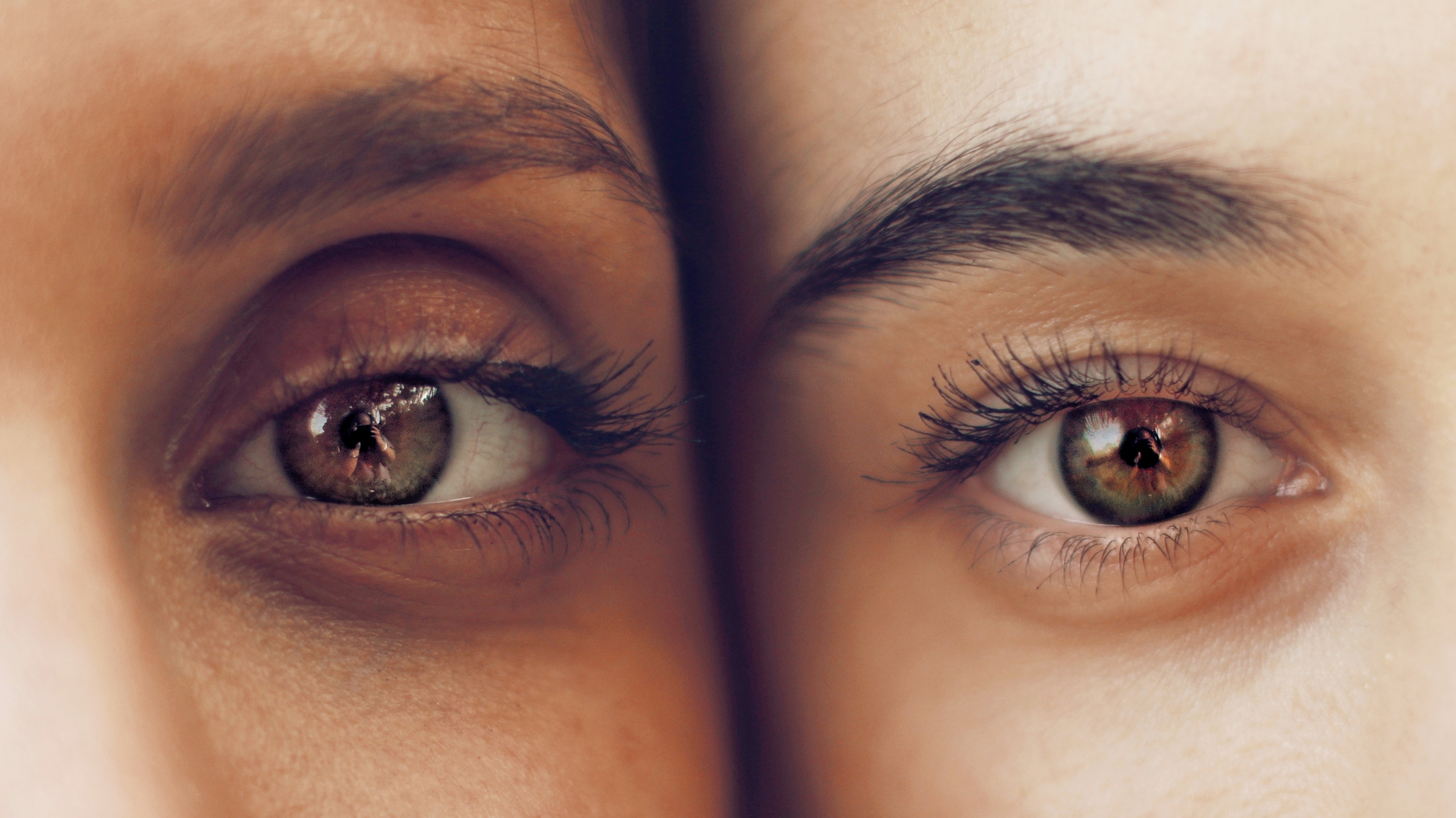 Image of two women side by side.